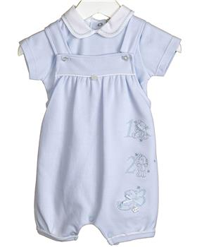 Bluesbaby Boys Romper VV0276-20 Blue