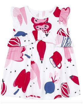 Catimini Girls Short Sleeve Dress CQ30003-20