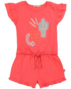 Billieblush girls playsuit U14357-20 Pink
