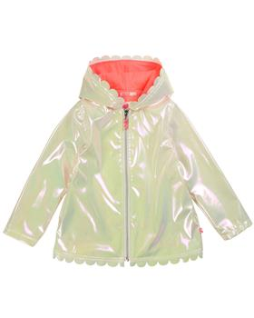 Billieblush girls mac jacket U16247-20 Pearl