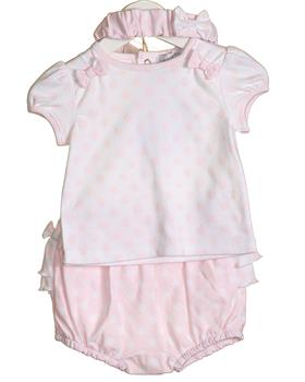 Bluesbaby Girls Outfit VV0063-20 PINK