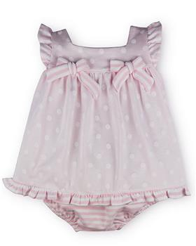 Sardon girls dress and knicks 20CO-506 Pink