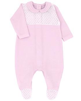 Rapife Girls Babygrow 4204-20 PINK