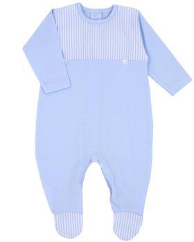 Rapife Boys Babygrow 4404-20 BLUE