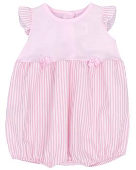 Rapife Girls Sleeveless Romper 4407-20 PINK