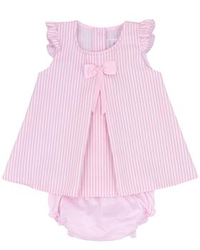 Rapife Girls Dress & Knicks 4415-20 PINK