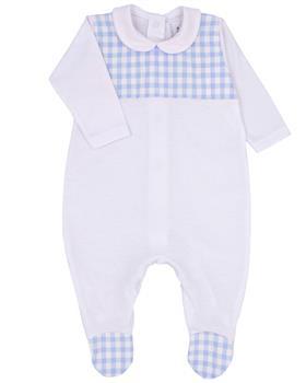 Rapife Boys Babygrow 4504-20 BLUE