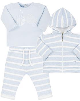 EMC baby boys jacket -top -pant BX1644-6418-1511
