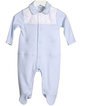 Bluesbaby baby boys  all in one VV0224 Blue