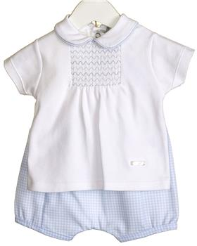 Bluesbaby Boys Outfit VV0213-20 BLUE