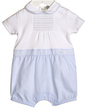 Bluesbaby Boys Romper VV0214-20 BLUE