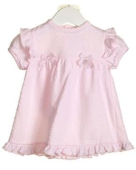 Bluesbaby Girls Dress VV0258-20 PINK