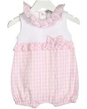 Bluesbaby Girls Romper VV0265-20 PINK