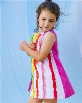 Agatha Ruiz multi coloured dress 9221-20