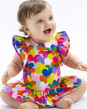 Agatha Ruiz multi colloured dress 9494-20