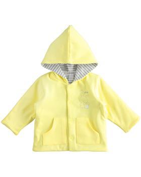 I Do boys knitted jacket 4J047-20 Yellow