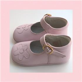 Andanines Girls Shoe 0496 Pink