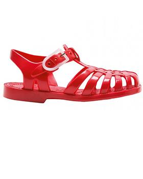 Meduse Jelly Sandals Red