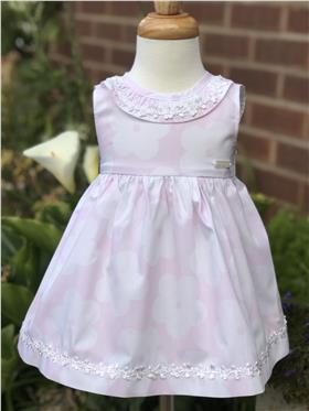 Brecrest Girls Dress NN0010 Pink