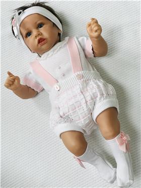 Pex baby girls braces set B7016 Daisy