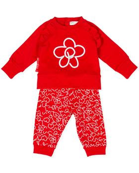 Agatha Ruiz girls two piece set 1790-20 Red