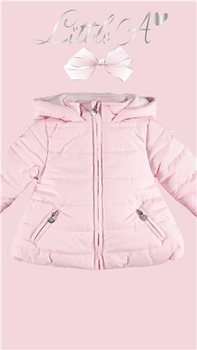Baby a Dee girls jacket LW20200-20 Pink