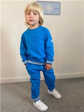 Mitch & Son boys tracksuit MS1435-20 Blue