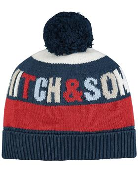 Mitch & Son boys hat & scarf MS1420-20 Navy
