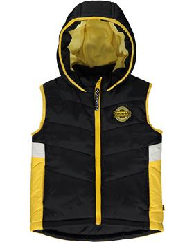 Mitch & Son boys gilet MS1404-20 Black