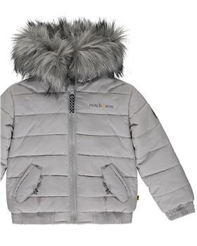 Mitch & Son boys jacket MS1402-20 Grey
