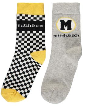 Mitch & Son boys socks MS1401-20 Mustard
