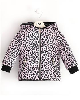 I Do girls padded jacket 41690-20 Pk/Blk