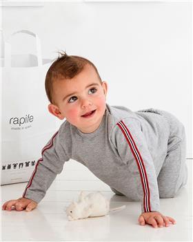 Rapife boys tracksuit 5586-20 Grey
