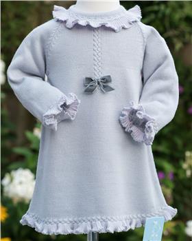 Granlei baby girls dress 202-276-20 GR-PK