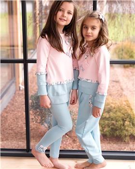 Daga girls tunic top & legging M7904-7905-20