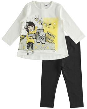 I DO girls winter legging set 41606-20