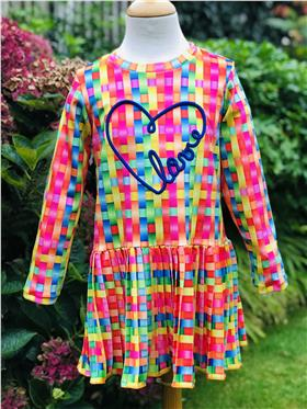 Agatha Ruiz lego dress 7VE3349-20 Multi