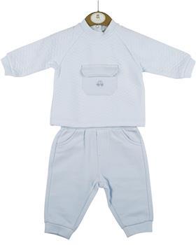 Mintini baby boys jog suit MB4346-20