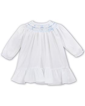 Sarah Louise dress 012044L-20 Wh/Bl