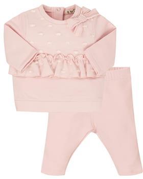EMC baby girls ruffle legging set CO2800-20