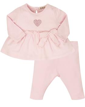 EMC girls top & leggings CO2801-20 Pink