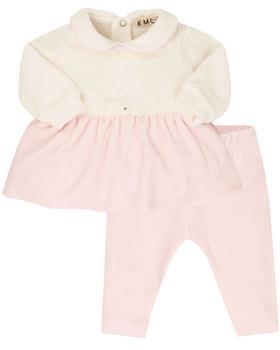 EMC girls top & leggings CO2802-20 Pink