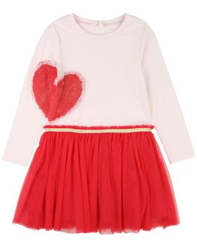 Billieblush Girls Dress U12513-19 PINK
