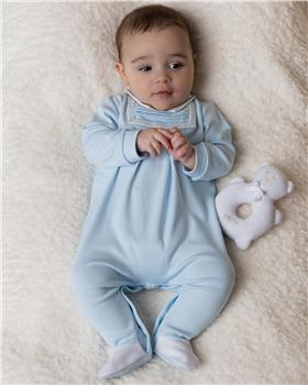 Emile et Rose baby boys all in one sleepsuit 1890pb Theo