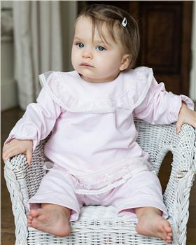 Emile et Rose baby girls top & trouser 6453pp Tammy