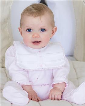 Emile et Rose baby girls sleepsuit - rosebud & lace 1893pp Tiana