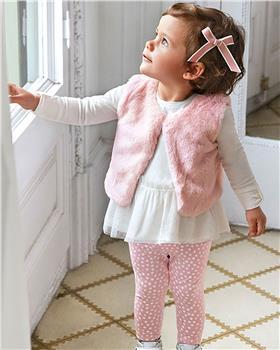 Mayoral girls legging set 2784-20 Pink