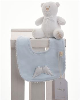 Baby Gi bib BG24AAS Blue