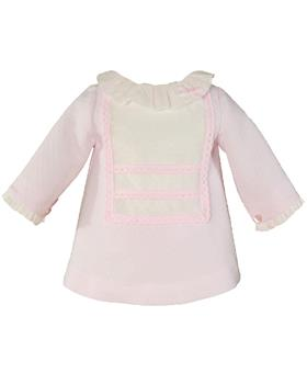 Miranda baby girls long sleeved winter dress 28-0024-v