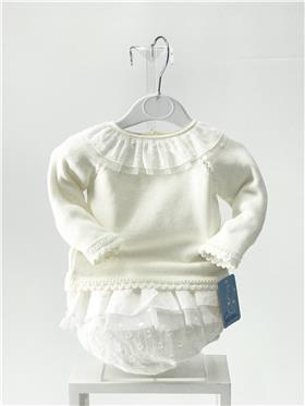 Granlei baby girls jumper & jam pant 1-427-423-18 CR